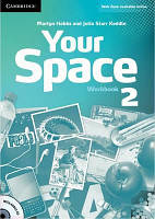 Your Space 2 WB + Audio CD, фото 1