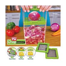Подрібнювач продуктів Овочерізка Chop Magic DV
