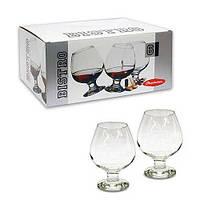 Набор бокалов для коньяка Bistro 6 шт 385 мл 44188