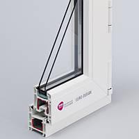 Окна металлопластиковые REHAU ED 60