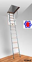 Чердачная лестница Altavilla Cold Met 3s