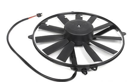 Вентилятор   радиатора т5 / Volkswagen T5  (Крыльчатка) c моторчиком)  420mm Германия A9590.15, фото 2