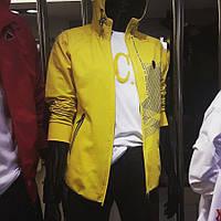 Спортивный костюм из хлопкового трикотажа, Турция, Соккер, размеры 44-56.