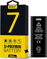 Аккумулятор GOLF iPhone 7 Battery 1960 mAh Black