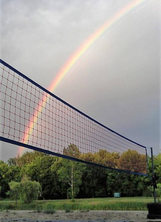 """Сетка для пляжного волейбола """" Эксклюзив."""", фото 2"""