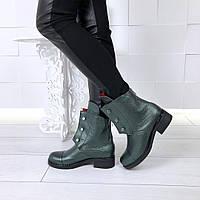 Ботинки, натуральный итальянский замш , декорированы модной брендовой фурнитурой Roberto Cavalli + (2 цвета)