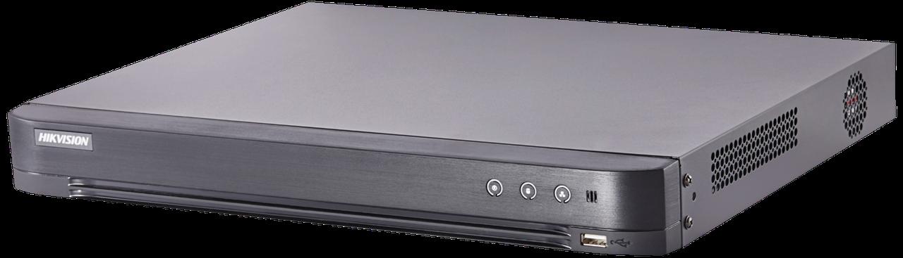 4-канальный Turbo HD видеорегистратор Hikvision DS-7204HUHI-K1