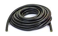 Жгут эластичный трубчатый спортивный (латекс, d-6 x 13мм, l-1000см, черный)