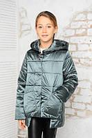 Стильная демисезонная куртка для девочек (разыне цвета)