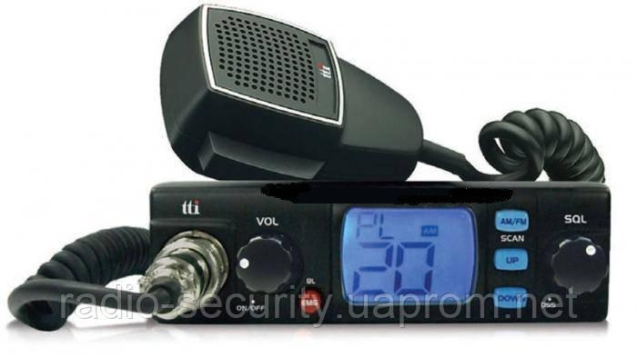 Радиостанция автомобильная TTI TCB-560