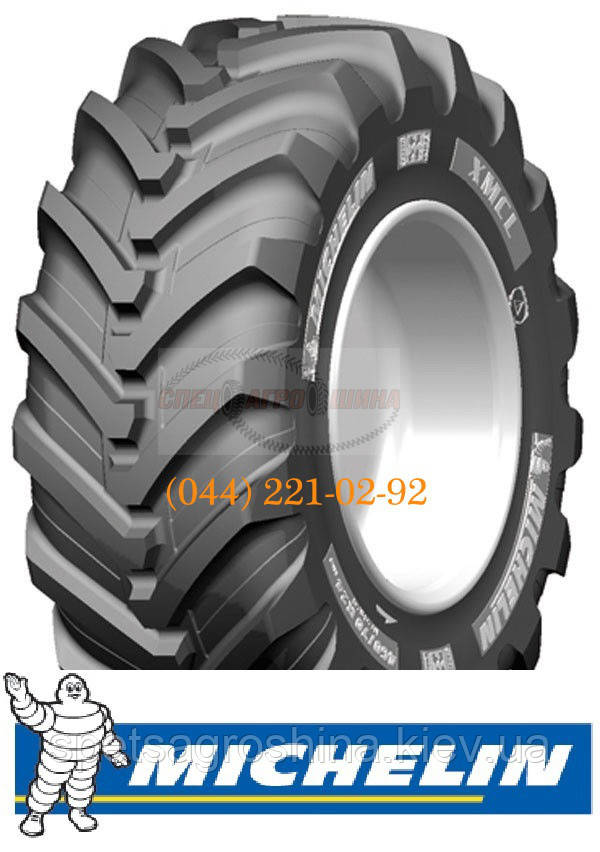 Шина 340/80R20 (144A8/144B) XMCL Michelin