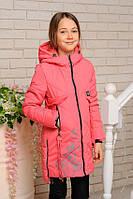 Стильная демисезонная куртка для девочек (разные цвета)