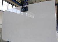 Мрамор Thassos A 3 белый с серым 600х300х20 мм