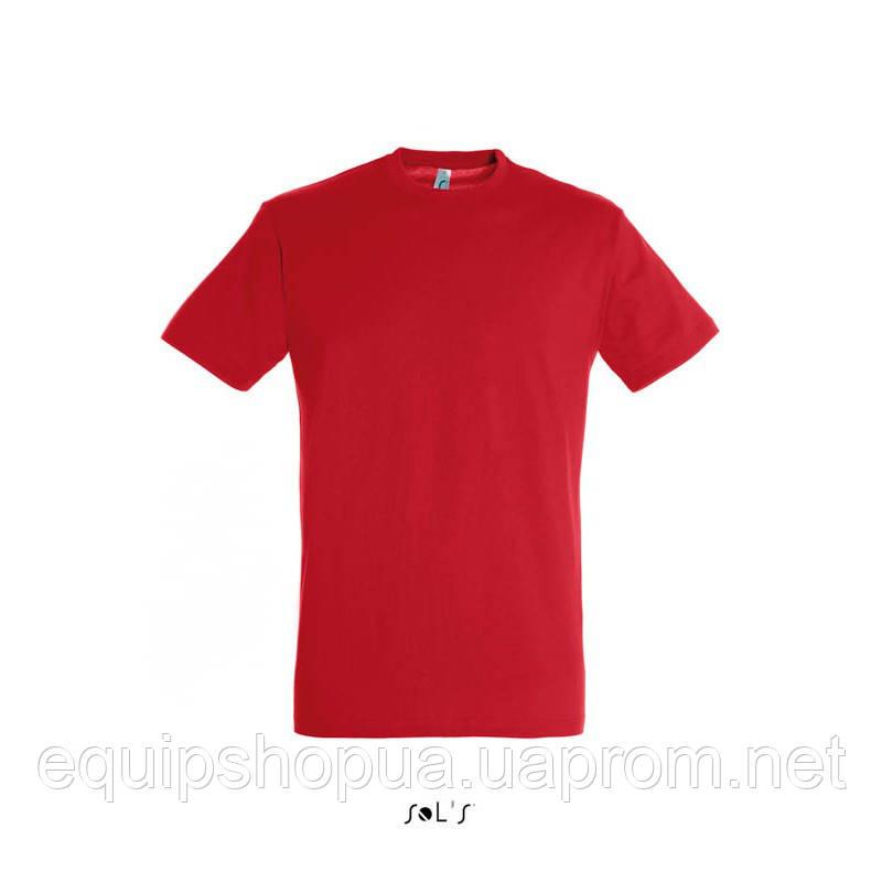 Футболка SOL'S REGENT-11380 Красный, XS