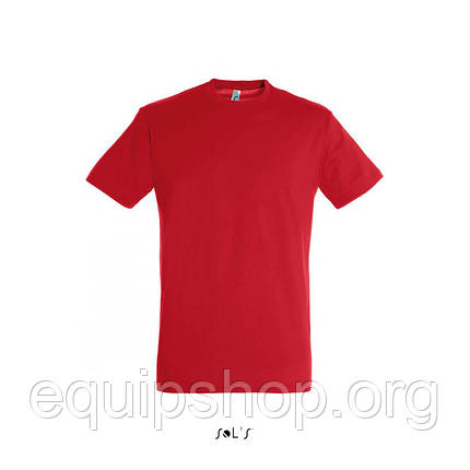 Футболка SOL'S REGENT-11380 Красный, XXL, фото 2