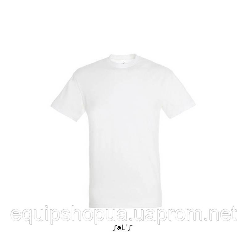 Футболка SOL'S REGENT-11380 Белый, S