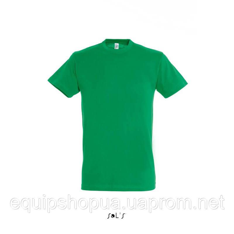 Футболка SOL'S REGENT-11380 Зелёный, XL