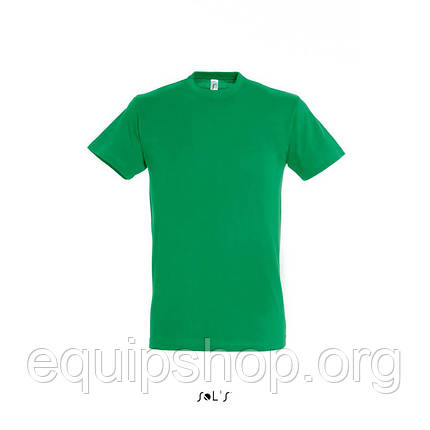 Футболка SOL'S REGENT-11380 Зелёный, XXL, фото 2