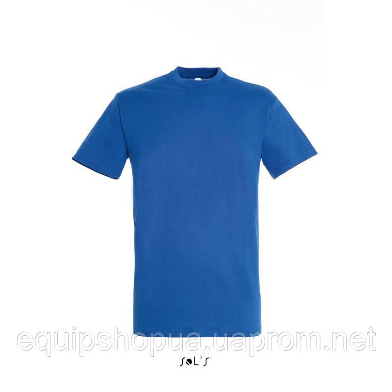 Футболка SOL'S REGENT-11380 Синий, XL