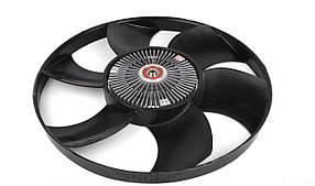 Гидромуфта + вентилятор OM646 2.2CDI Sprinter / Crafter 2.5TDI