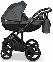 Детская коляска универсальная 3 в 1 Verdi Mirage 10 graphite (Верди Мираж, Польша)