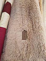 Качественное меховое покрывало - плед размер 160*200