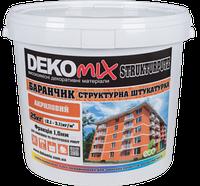 "Struktur Putz ДекоМІХ 25 кг Структурна штукатурка ""Бараник"""