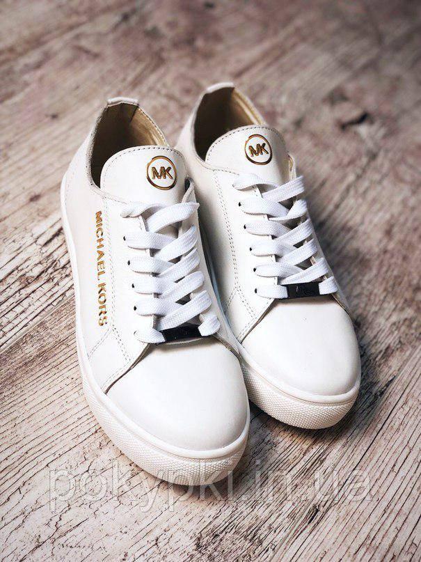 dd3b18d79077 Кеды женские белые кожаные качественная копия, женская обувь кожаная от  производителя -