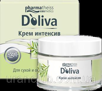 D'Oliva Крем интенсив с витамином А и Е, 50 мл