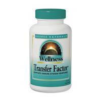 Трансфер фактор, Source Naturals, Коровье молозиво, 12.5 мг, 60 капсул