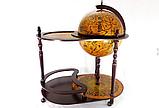 Глобус бар со столиком 420 мм – Континент, фото 2