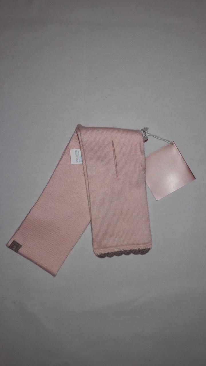 Шарфик для девочки Natalys розовый