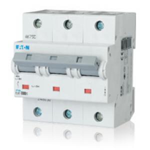 Автоматический выключатель EATON / Moeller PLHT-C80/3 248039