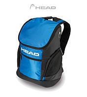 Спортивный рюкзак среднего размера HEAD Training 33L (Blue/Black)