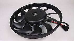 Крыльчатка вентилятора радиатора Фольксваген Т4 / Volkswagen T4 (без моторчика) 1991- Турция BSG 90-922-022