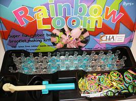 Rainbow Loom ткацкий станок набор для изготовления резиновых браслетов