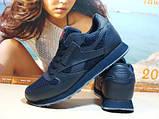 Мужские кроссовки Supo classic синие 41 р., фото 4