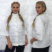 Куртка (48, 50, 52) —синтепон 150 купить оптом и в розницу в о