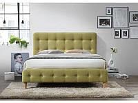 Кровать Signal Alice 160x200 зеленый