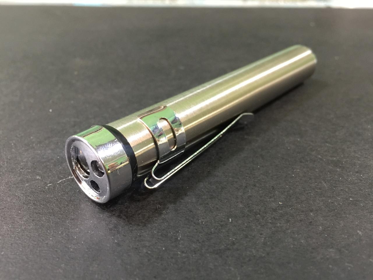 Фонарик ручной, 3 в 1. LED фонарик. Светодиодный фонарик.