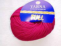 Пряжа для вязания Меринос Фулл  #9779 тертая смородина Италия