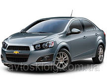 Стекло лобовое, заднее, боковые для Chevrolet Aveo (Седан, Хетчбек) (2012-)