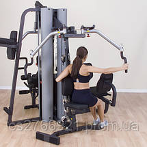 Body-Solid G9S Selectorized Home Gym, фото 2