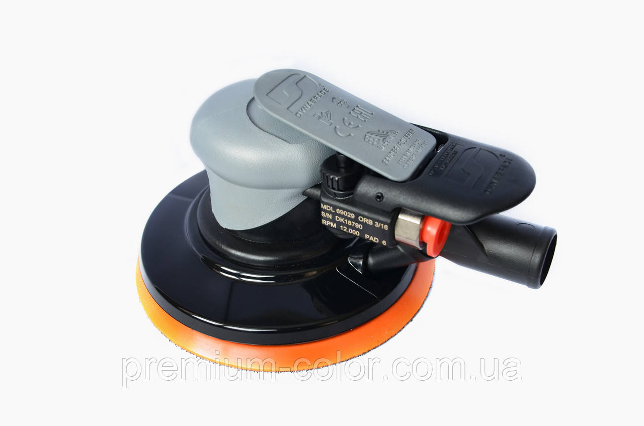 Шлифовальная машинка Dynabrade 69029 - 5мм (под пылесос)
