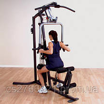 Body-Solid G3S Selectorized Home Gym, фото 2