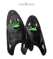 Лопатки для плавания вольным стилем Mad Wave Freestyle Paddles