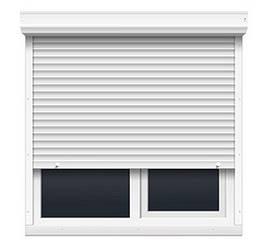 Рольставни для окон и дверей-39 мм