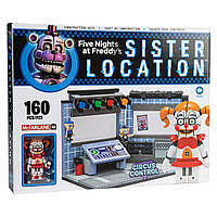 Конструктор 5 ночей с Фредди McFarlane Toys Five Nights Контроль Цирка