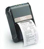Мобільний принтер етикеток TSC Alpha 2R ВТ, фото 1