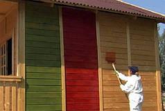 Краски для наружных работ
